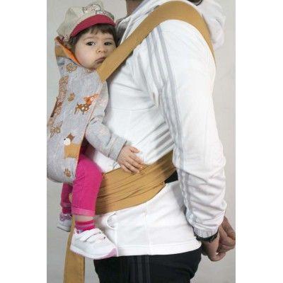 Mei-tai Perritos, mochila porteo bebés