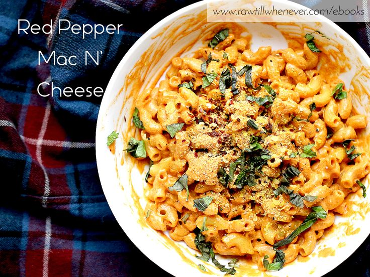 31 best fullycooked images on pinterest recipe books vegan red pepper mac n cheese recipe featured from my best selling vegan recipe book fullycooked forumfinder Image collections