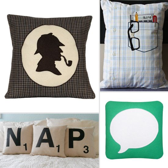 Ideas For Pillow Talk: 27 best Unique Pillows images on Pinterest   Cushions  Pillow talk    ,