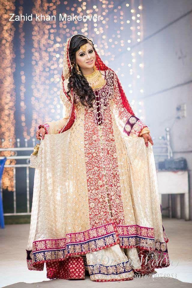 299 best Barat images on Pinterest   Pakistani bridal dresses ...