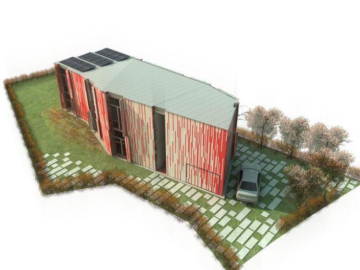 Pasivní dům ateliéru Echorost | EARCH.