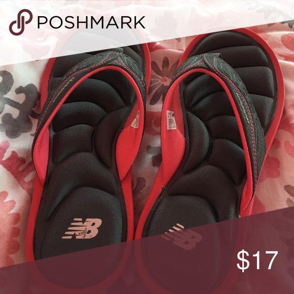 Lady's flip-flop Ladies flip-flops New Balance Shoes Sandals
