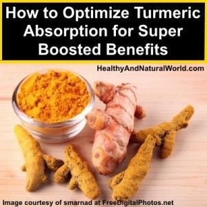 Fantastic list of tumeric smoothie recipies, and How to Optimize Turmeric Absorption for Super Boosted Benefits