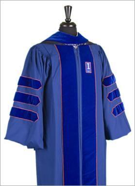 Academic Regalia   College Graduation Attire: Deluxe Model
