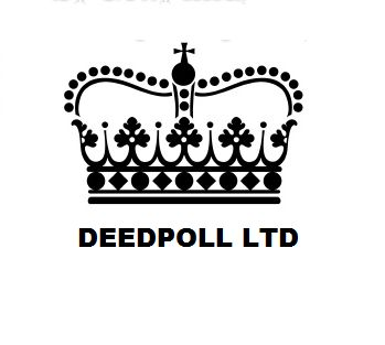 Change your name by deed poll