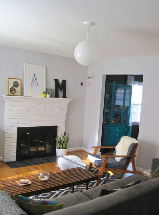 Jessicas Happy Modern Room — Room for Color Contest - Apartment Therapy Main