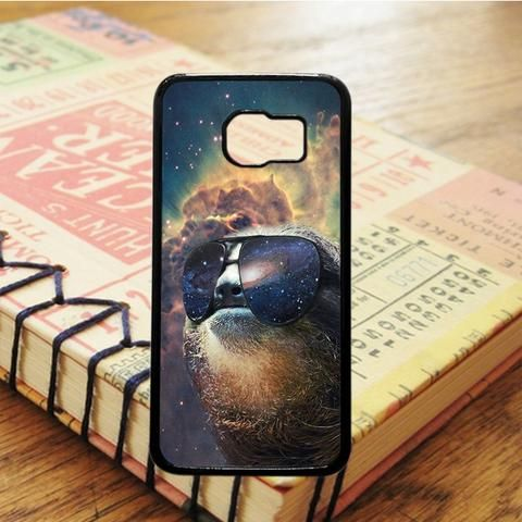 Sloth Animal Galaxy Samsung Galaxy S7 Edge Case