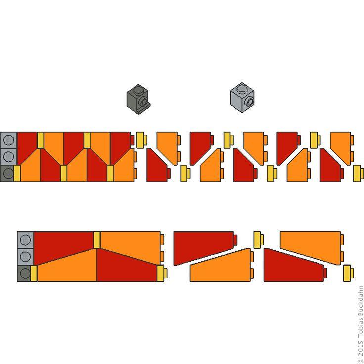 Tobias Buckdahn | Skulpturen und Modelle aus Lego