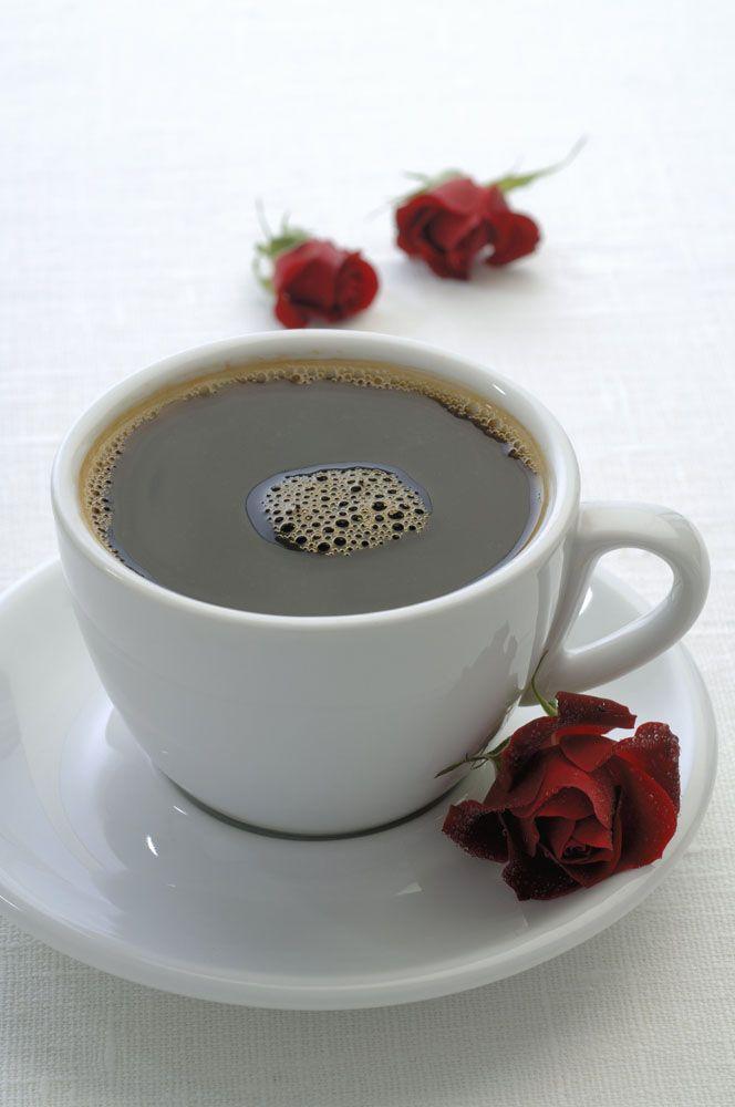 Нарисовать прикольные, кофе с поцелуем картинки