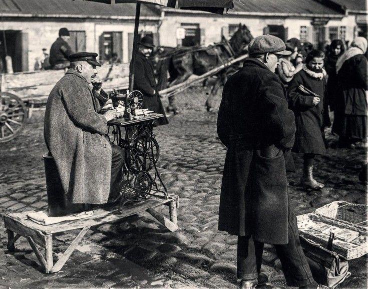 Galeria: Stolica z 'rozluźnionym gorsetem'. Niesamowite zdjęcia Warszawy lat 20. [GALERIA] (8/14) - Warszawa - WawaLove