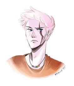 Luke Castellan the son of Hermes