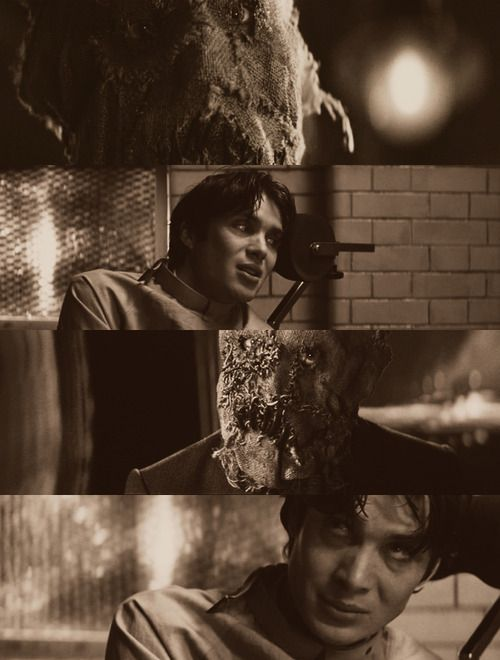 Dr. Jonathan Crane/Scarecrow  (Actor: Cillian Murphy) Batman Begins