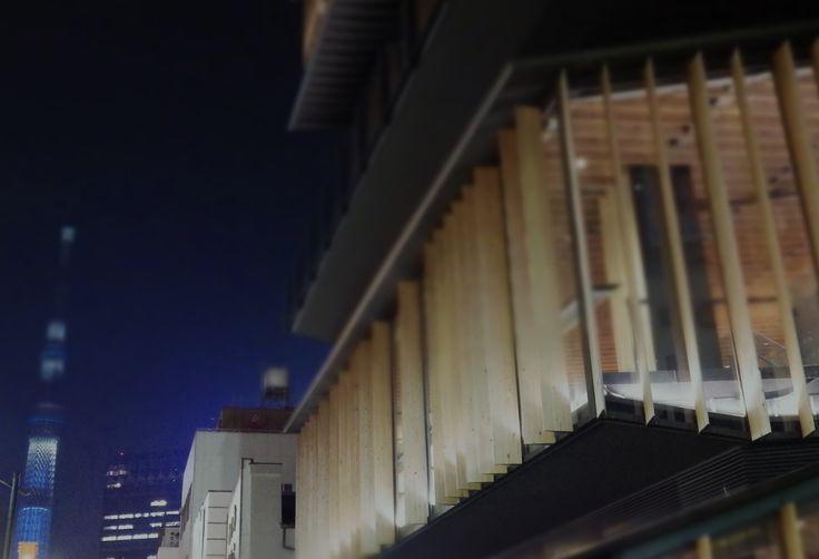 浅草文化観光センター (Asakusa Culture Tourism Center) in 東京, 東京都