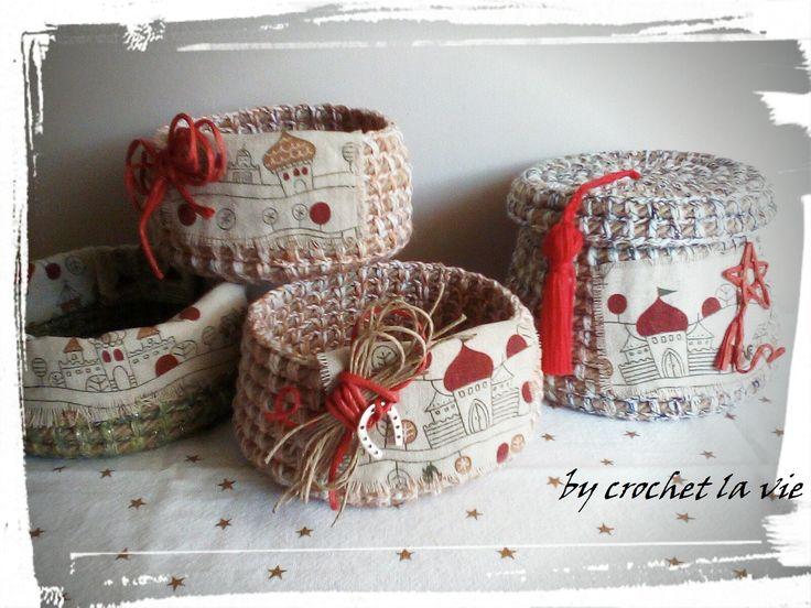 baskets for christmas