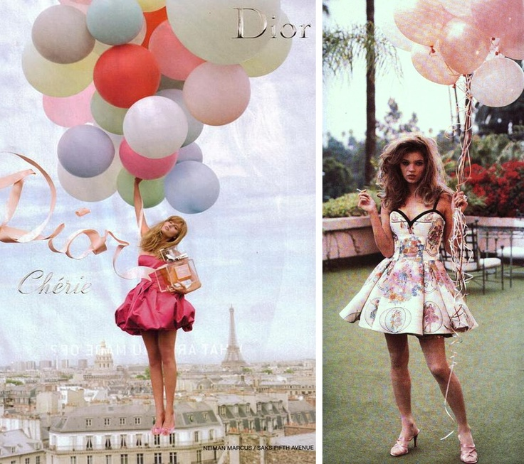fashion clocked: Balloons balloons.