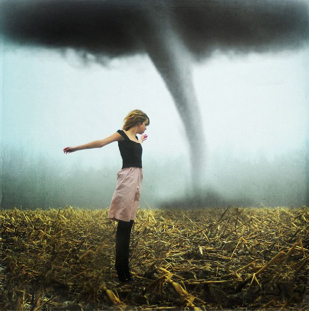 Natural Disasters by Lissy Elle Laricchia, via Flickr
