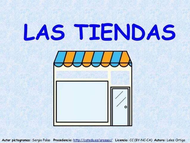 Las TIENDAS