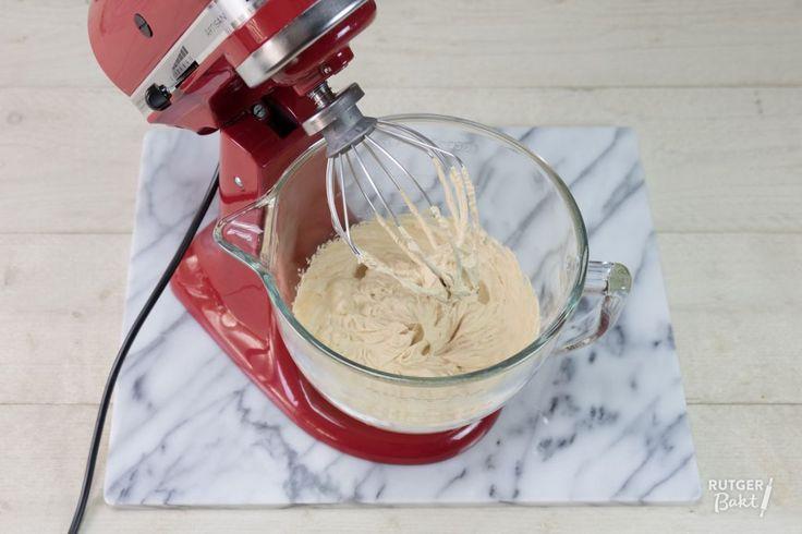 hoe maak je karamelslagroom
