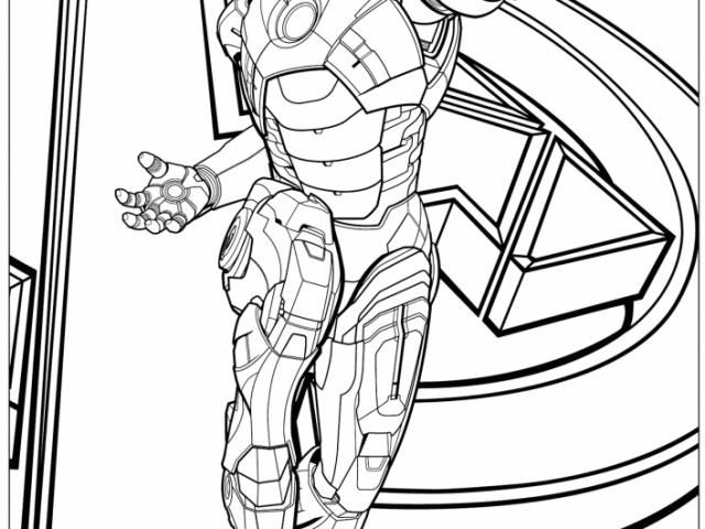 38 Avengers Iron Man Coloring Page Coloring Pages Iron Man Avengers
