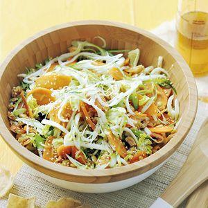 Recept - Aziatische koolsalade - Allerhande