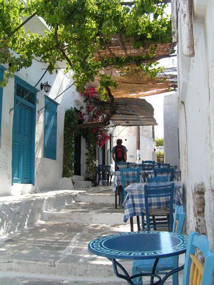 Amorgos, Greece.