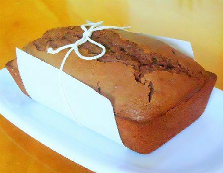 One Perfect Bite: Cocoa Tea Cake  (includes instant espresso powder  & 1 C. wheat flour)