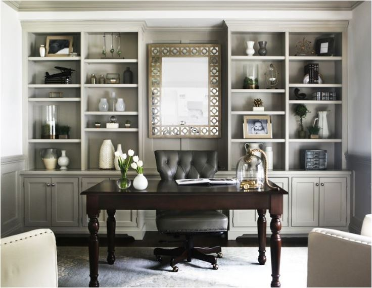 perfect painted built ins