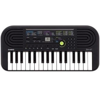 Buy online #Casio Organ SA47 @ luluwebstore.com for Rs.2,347/-
