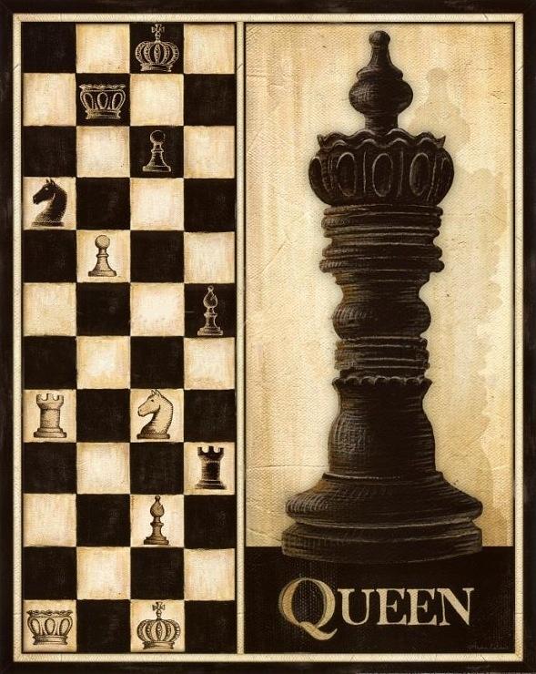 Шахматные картинки для декупажа