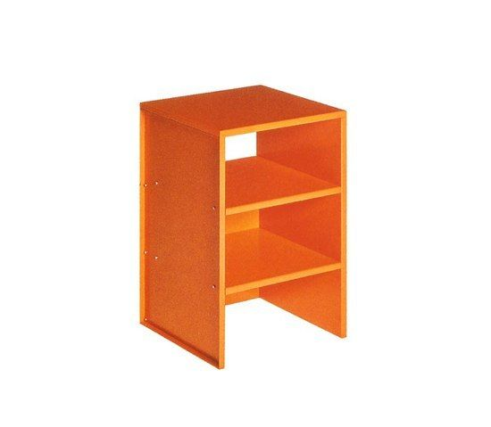 Best Donald Judd Images On Pinterest Donald Oconnor All - Colorful judd side table with different variations