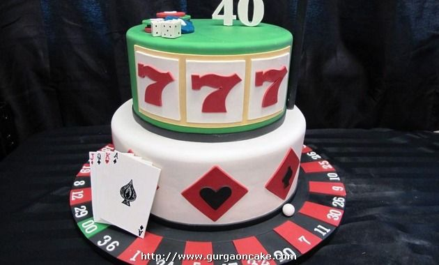 Cake Decoration For Him : 1000+ ideas about 40th Birthday Cakes on Pinterest 40 ...