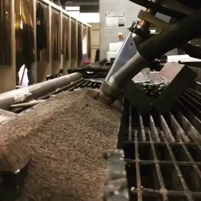 @weldingbydrew got this great shot of some submerged arc welding. #ILoveWelding  Shared via : @americanweldingsociety . @crazyforwelding @weldingdevils ======================================  Turn Post Notification on   Follow like and comment  Like and tag your friends & support our Welders   For great stuff check Link in bio @weldingdevils ========================================= Follow@weldingdevils @crazyforwelding @weldingdevils ____________________________________ #welderbabes…