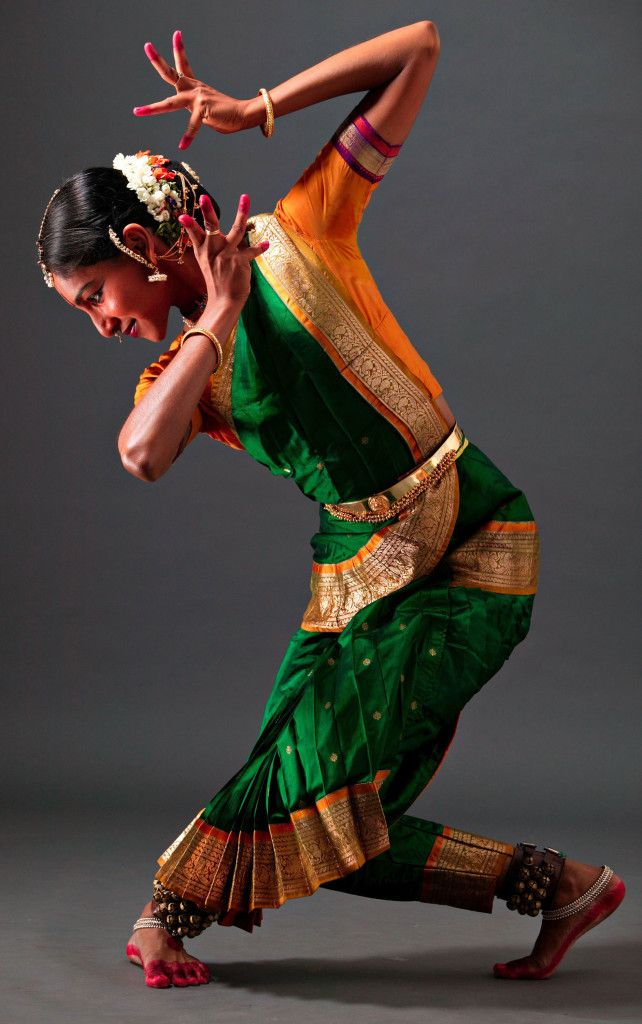 Shivalingappa brings Indian dance tradition to Mondavi