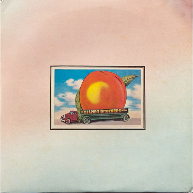 The Allman Brothers Band-Eat a Peach