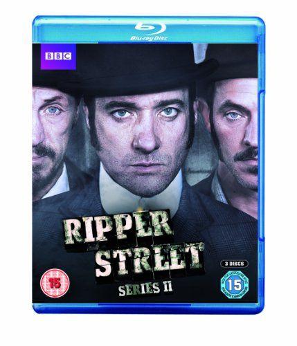 Ripper Street - Series 2 [Blu-ray] BBC http://www.amazon.co.uk/dp/B00GKGGQWY/ref=cm_sw_r_pi_dp_WjJ9tb1M1XKB4