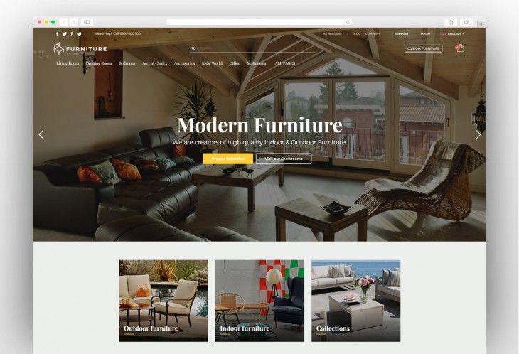 Best Interior Design Wordpress Themes 2019 Best Interior Design