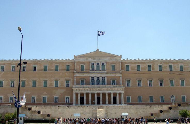 Athen: Syntagma