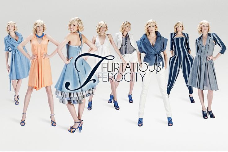 Flirtatious Ferocity  s/s 2012 by Jan Lesniak