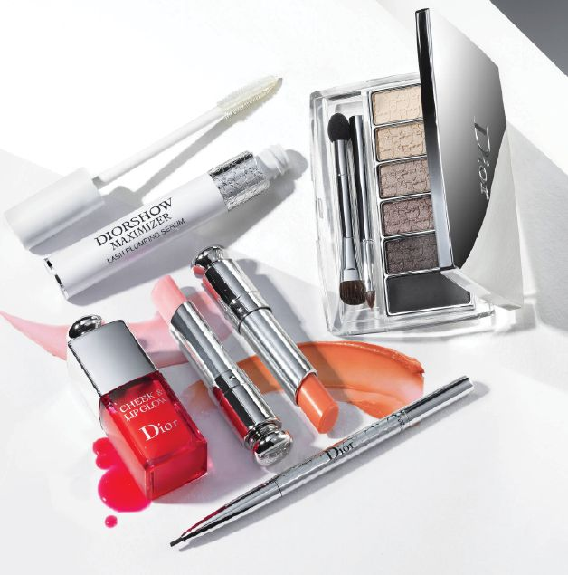 Put a luxe touch on your beauty look — Dior makeup