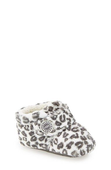 UGG® Australia 'Bixbee' Bootie (Baby & Walker) available at #Nordstrom