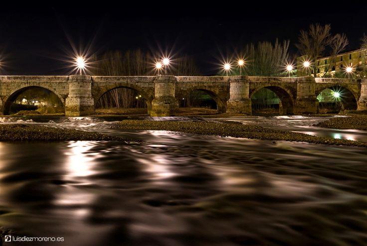 Puente de San Marcos by Luis  Díez Moreno on 500px