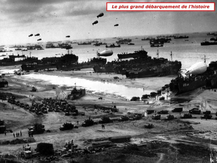 d day operation overlord facts