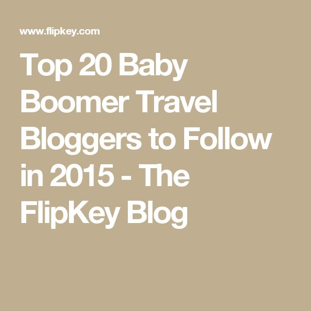blog baby boomer travel bloggers follow