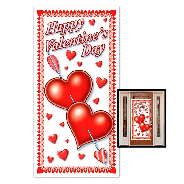 Valentines Day Door Cover