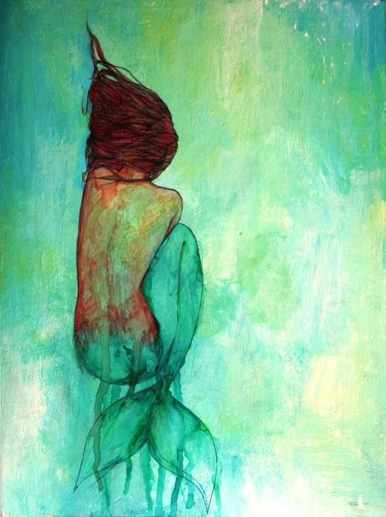 mermaid obsession