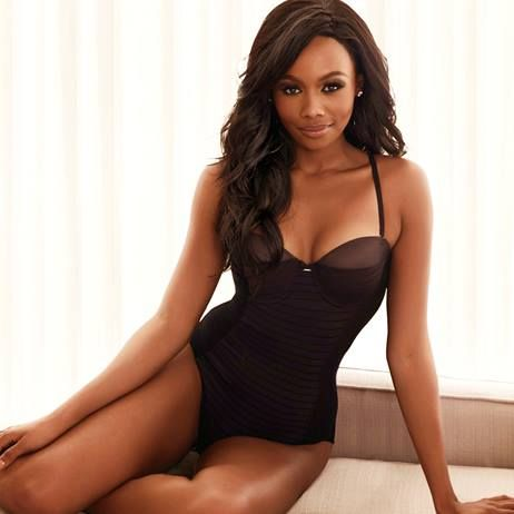 Bonang Matheba launches Lingerie line with Woolworths