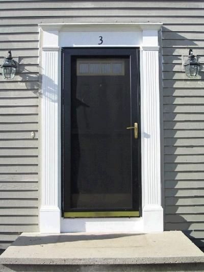 Best 25 Front Door Trims Ideas On Pinterest Exterior