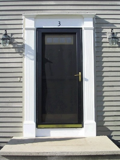 Gallery For Exterior Door Trim Kit