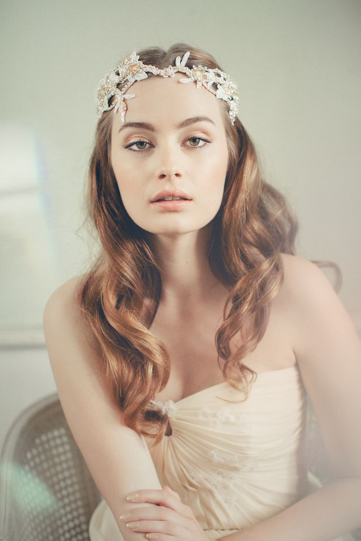 251 best boho headpieces images on pinterest | bridal headpieces