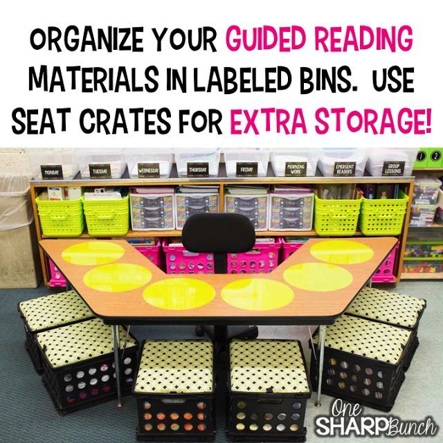 10 Easy Classroom Organization Tips